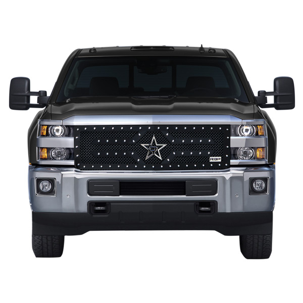 Rolling Big Power 2015 Chevy Silverado GMC Sierra HD 25003500 Grille Collection1