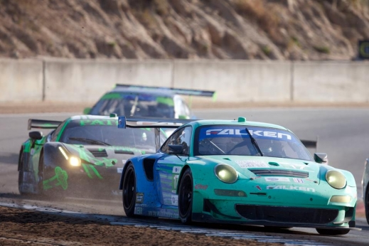 "1Falken Tire ""Waves of Green"" for an Expansive Motorsports Program for 2013"
