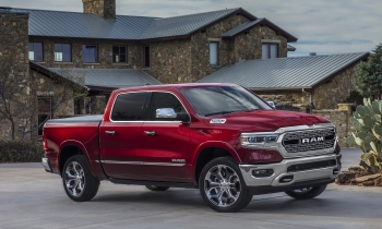 Crossing Over Without Crosshairs: The 2019 Dodge Ram 1500 Is Very Impressive