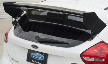 Rally Innovations Rear Hatch Wing for 2015+ Ford Focus ST