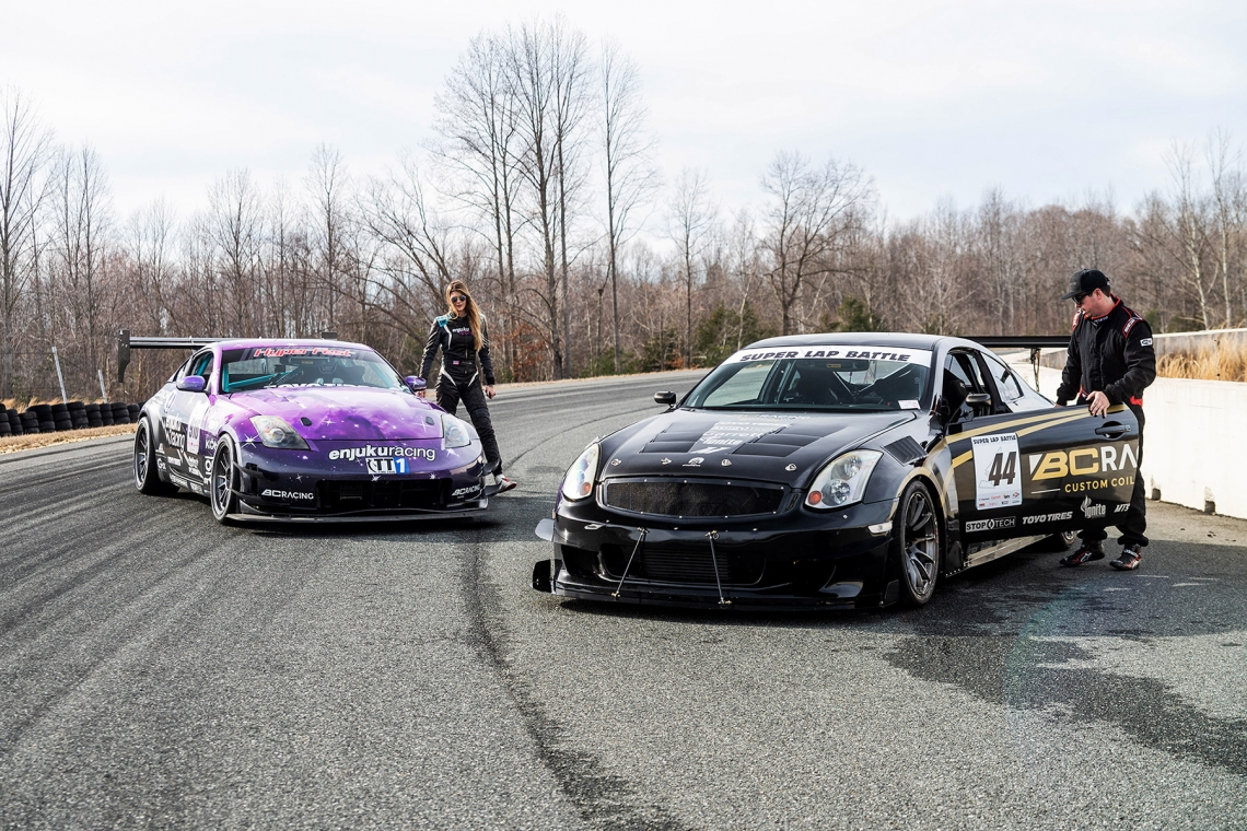 Power Couple: Kevin Parlett and Savanna Little are Apex Garage