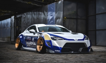 KARMA Body Kit for the FR-S / 86 & BRZ Available at DSG Performance