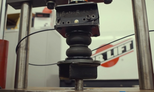 Air Time: A Behind The Scenes Look At The Development Of Air Suspension Systems With Air Lift Performance