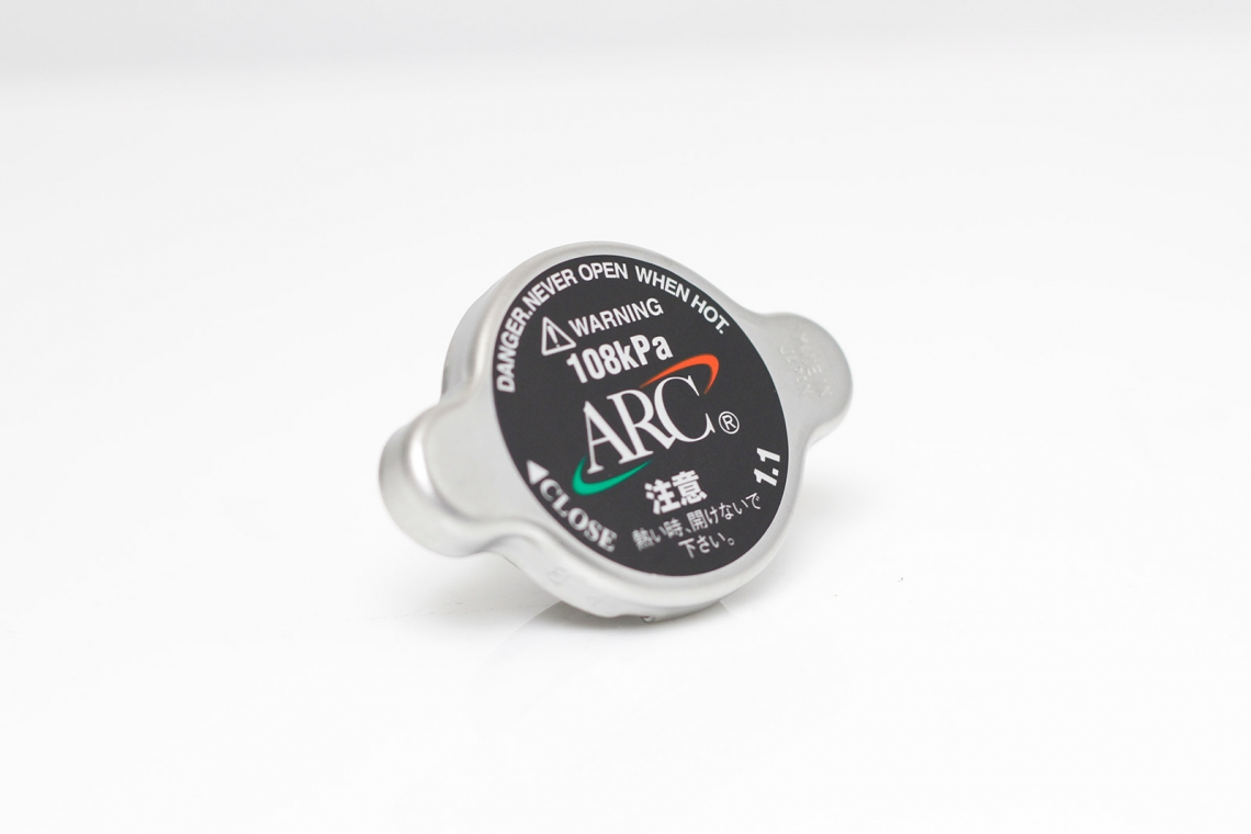 ARC Radiator Cap 1.1