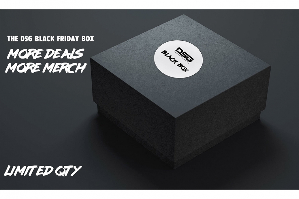 Over 30 Exclusive Black Friday Discounts Only Available in the DSG Black Box