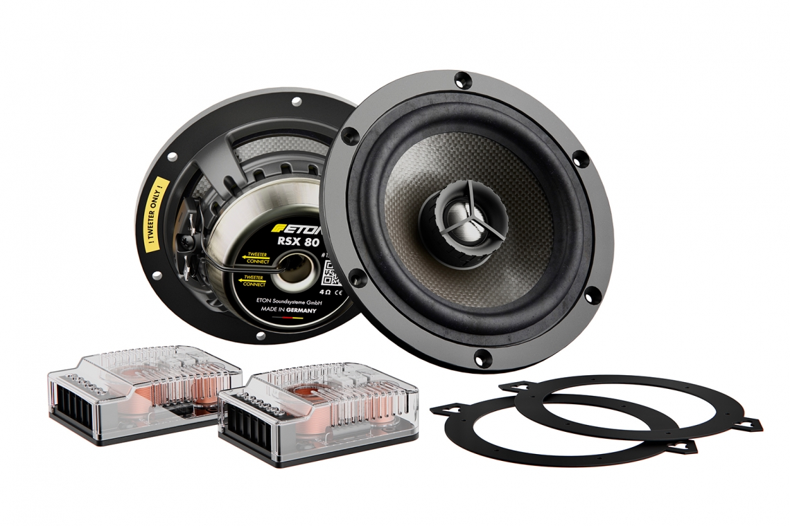 Eton Car Audio Introduces 'Point Source' System