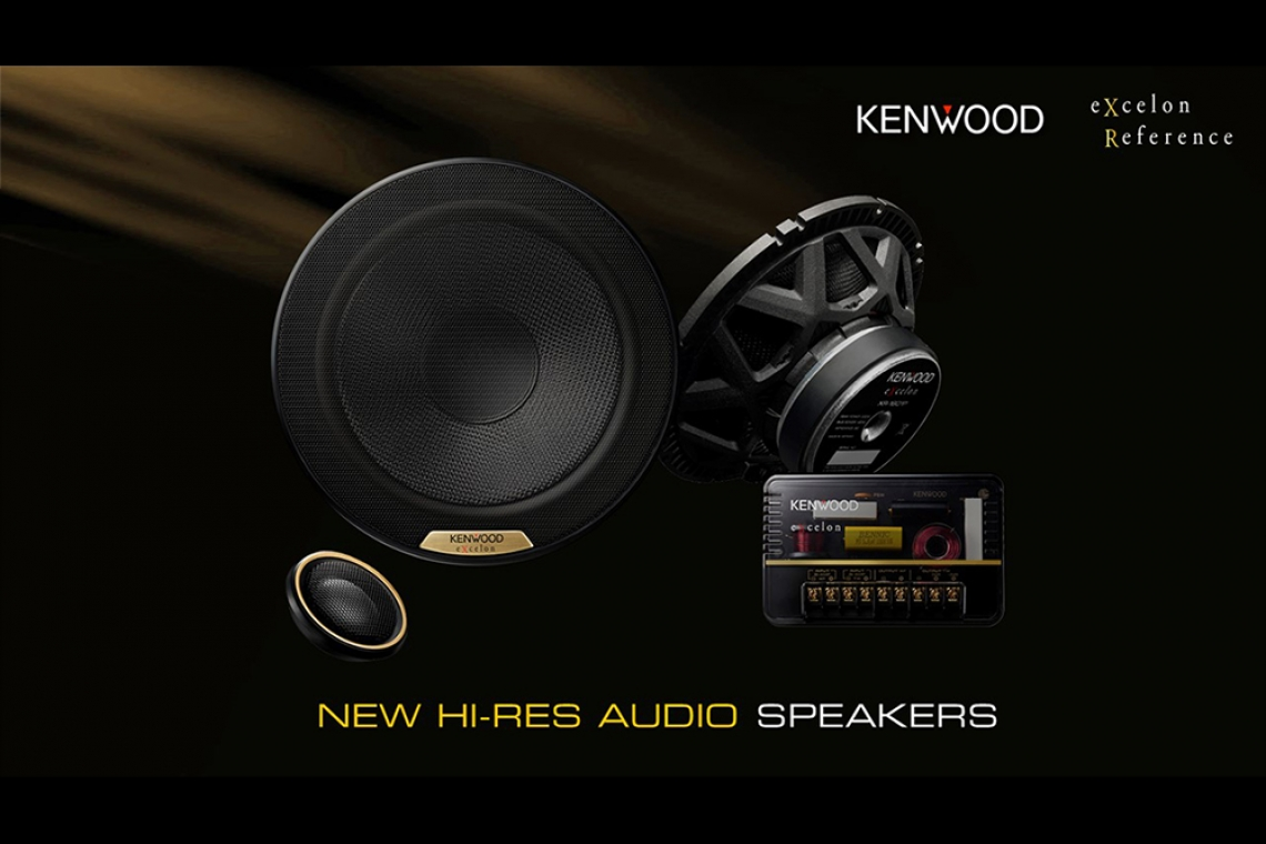 CES 2020: KENWOOD Releases Trio of Installer Friendly, High Power Handling, Hi-Resolution Audio Certified Speakers