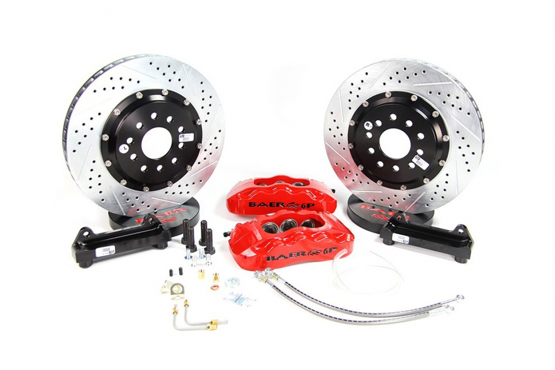"Baer 14"" Front Pro+ Brake System For 2012-2016 Scion FR-S"