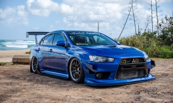 A Well-Balanced Blend of Performance and Style: John Mark Andrada's 2015 Mitsubishi Evolution Final Edition