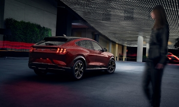 Ford Mustang Mach-E is an SUV