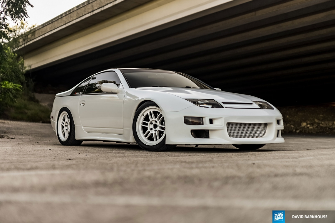 The People's Champ: Kalvin Malli's 1990 Nissan 300ZX