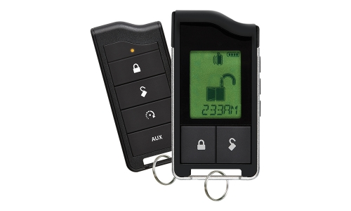 Python 5706P LCD 2-Way Security and Remote Start System
