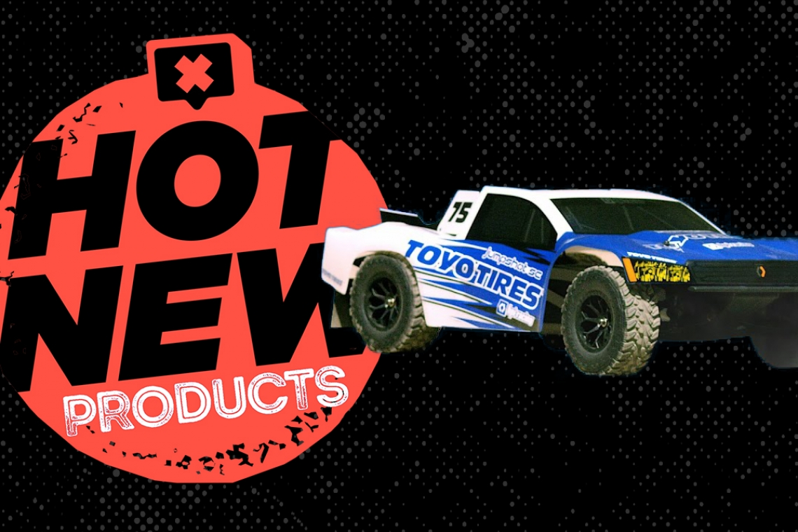 PASMAG Unboxing: Toyo Tires HPI-Racing Jumpstart SC 1/10th Scale RC Truck
