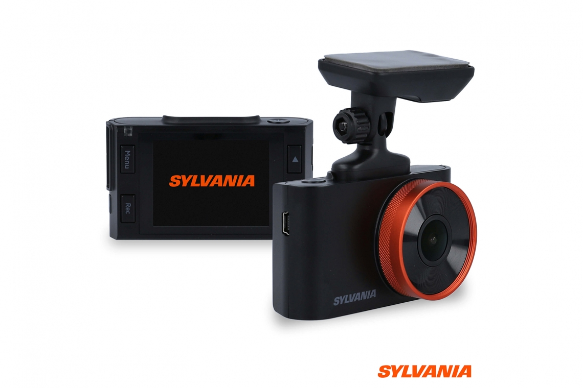 SYLVANIA Roadsight Pro Dash Cam
