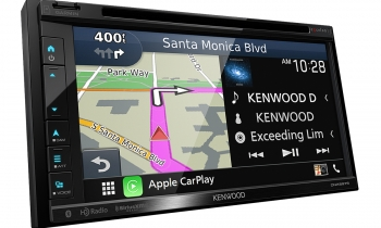 "Kenwood eXcelon DNX697S 6.8""DVD Receiver with GPS Navigation"