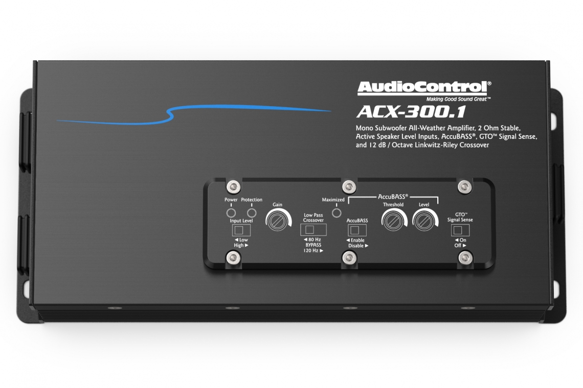 AudioControl ACX-300.1 Amplifier