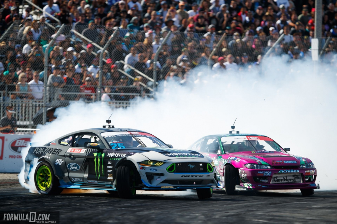 Formula Drift Announces 2021 Schedule