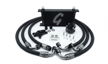 Grassroots Performance Nissan SR20DET Direct-Fit Performance Oil Cooler Kit