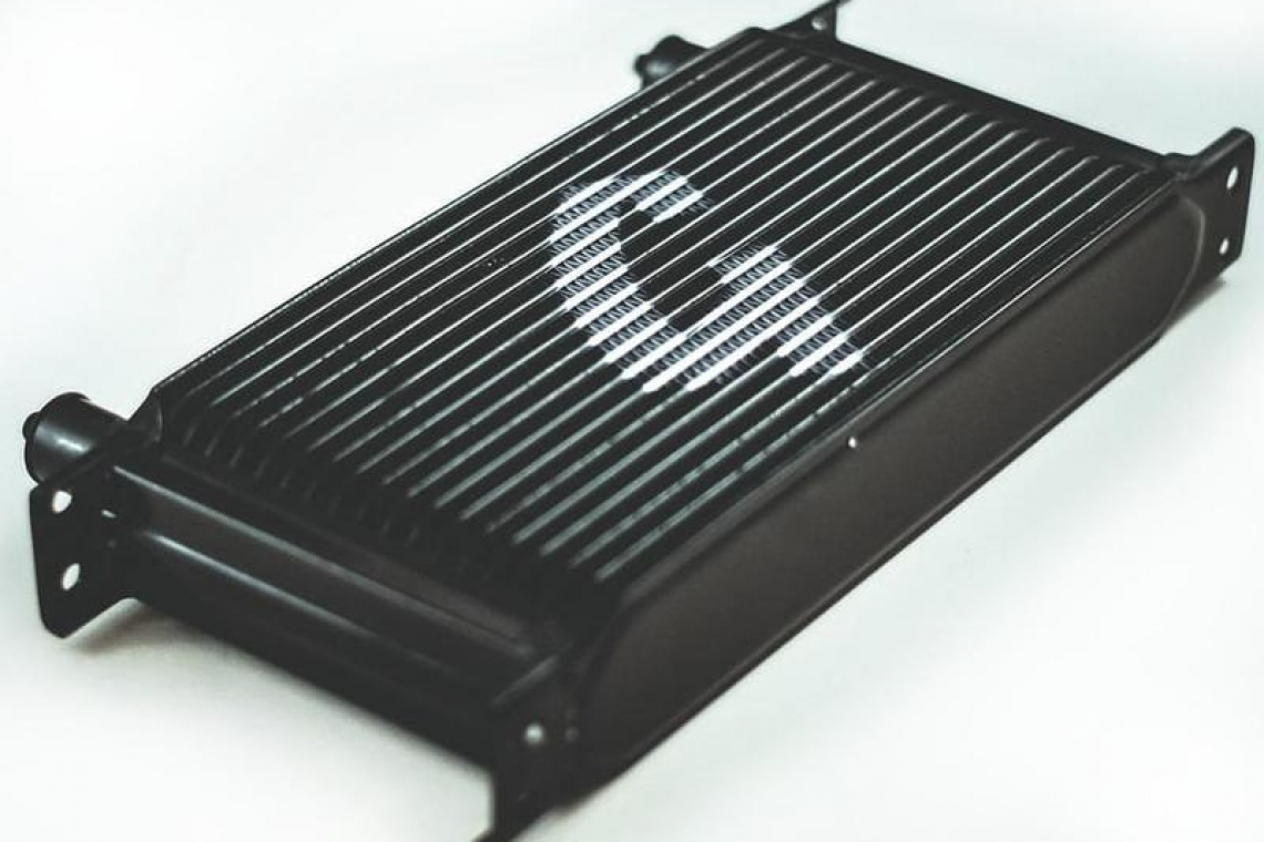 Grassroots Performance Universal 19 Row Oil Cooler