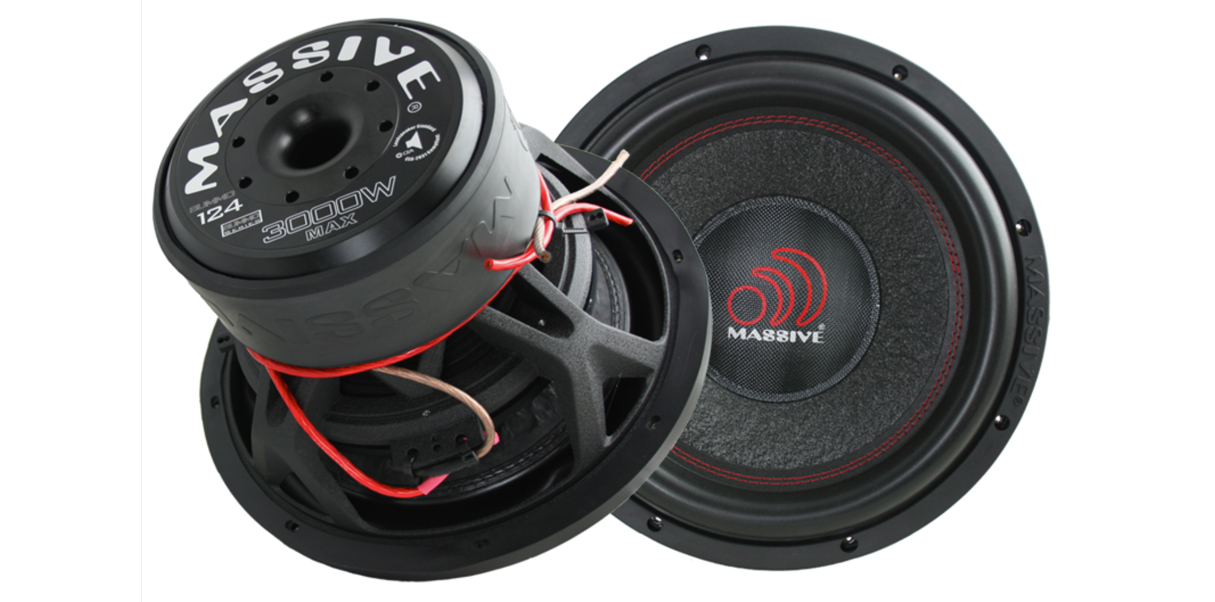 Massive Audio's New SUMMO SUBS are King of the Ring!