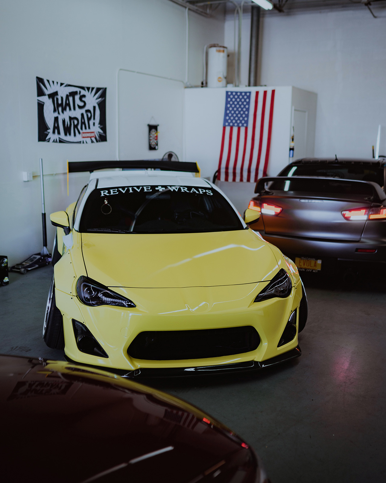 04 Isaiah Lucero 2015 Scion FR S pasmag tuner battlegrounds