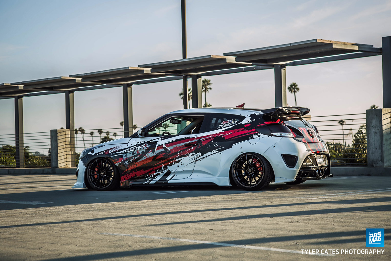 03 Greg Bauchat SoCal Garage Works 2013 Hyundai Veloster Turbo PASMAG