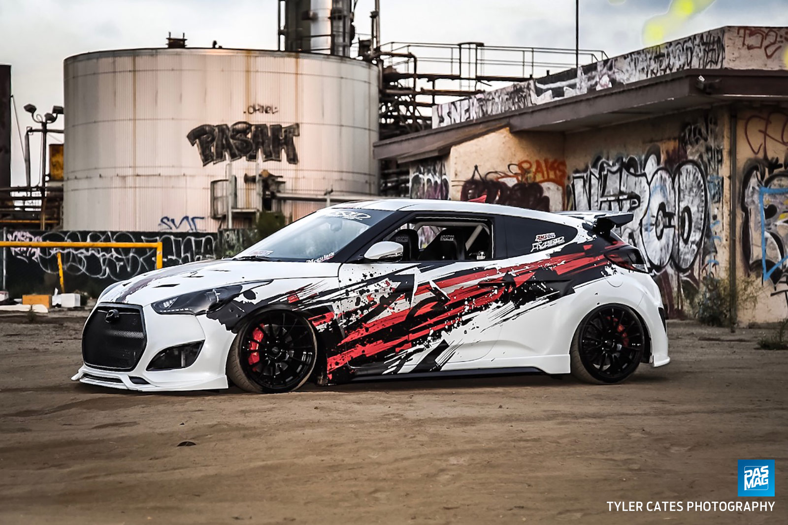 05 Greg Bauchat SoCal Garage Works 2013 Hyundai Veloster Turbo PASMAG
