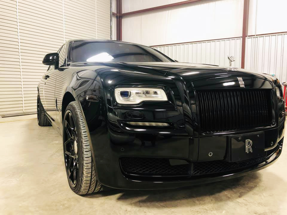 01 Mobile Toys Inc MTI Acoustics 2015 Rolls Royce Ghost Signature Build PASMAG