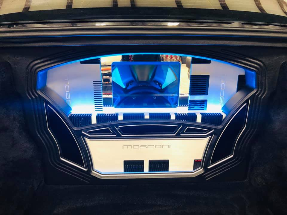 10 Mobile Toys Inc MTI Acoustics 2015 Rolls Royce Ghost Signature Build PASMAG