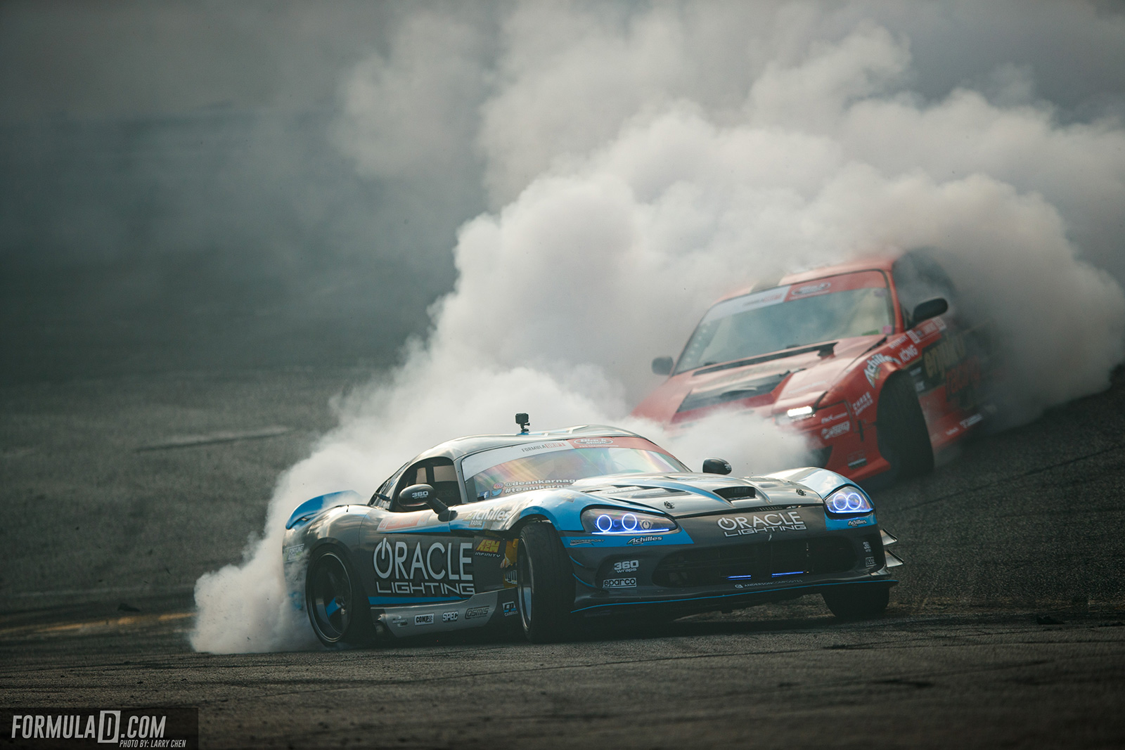 15 Formula DRIFT 2019 The Gauntlet FDNJ Larry Chen PASMAG