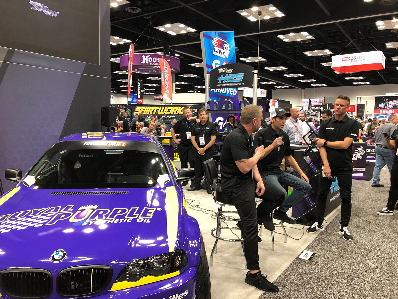 Royal Purple Official Oil 2020 Formula DRIFT PR 02 pasmag