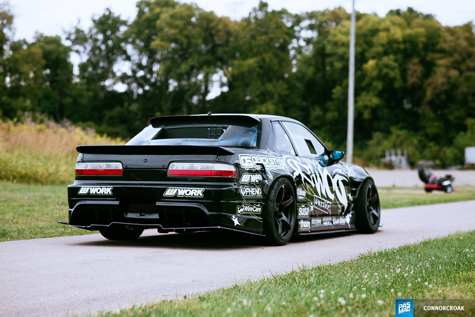 06 Mike Power 1989 Nissan 240sx USDrift pasmag Connor Croak