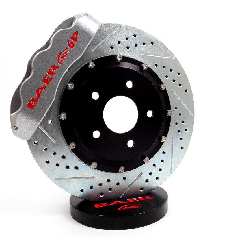 Baer Brakes 14 Front Pro Brake System For 2012 2016 Scion FR S 02