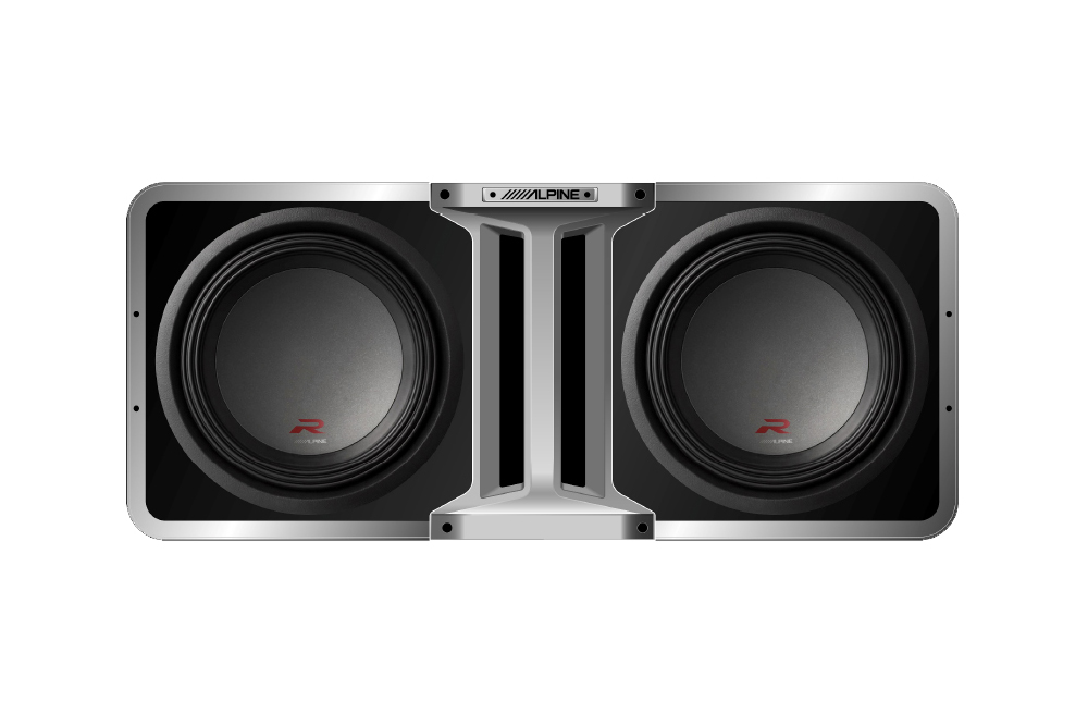 Alpine Electronics Halo Pre Loaded Subwoofer Enclosure CES 2020 pasmag 03