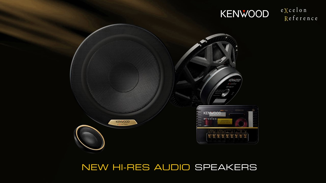 KENWOOD XR Speakers CES Press Release Image 122019