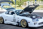 The Champ: Anthony De Guzman's 1993 Toyota Supra