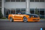 Passion: Marylene Maheux's 2007 Ford Mustang