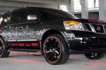 Room To Build: Michael Raybuck's 2015 Nissan Armada