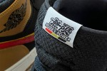"Nike Air Jordan 1 Retro High Melo ""Mugen Power"" Shoe"