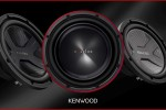 KENWOOD Releases New Power-Matched Woofers, New Style, New Grilles