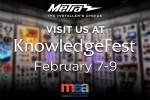 Metra Electronics® Hosts iBEAM, Heise, and Axxess Training Sessions at KnowledgeFest™ 2020 in Long Beach, California