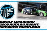 Vasily Mishukov's DeafBonce Powered 2009 Audi A4 Avant