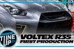 Voltex Racing Body Kit for R35: Lot# 001, First Production