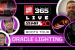 PASMAG Tuning 365: SEMA360 Booth Tour - Oracle Lighting