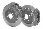 Wilwood Disc Brakes Road Race Brake Kits for 2001-2006 BMW E46 M3