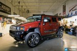 Bass Box: Acoustic Edge's 2003 Hummer H2