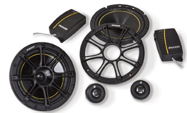 Kicker Audio