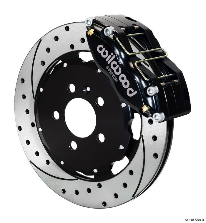 Wilwood's New Front Big Brake Kits for Audi and Volkswagen
